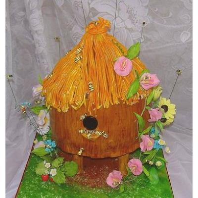 Фото тортов с пчелами