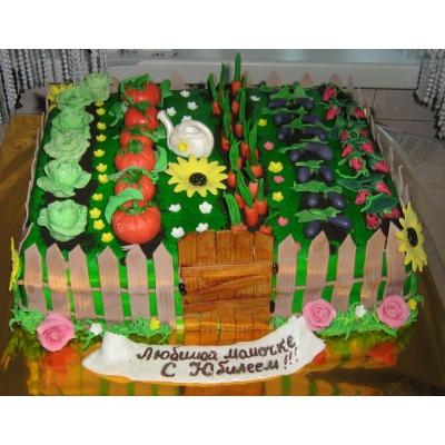 Москве последний бабушке торт огород мк времени суток!!